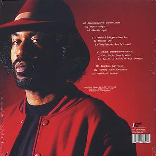 Dam Funk / DJ Kicks back