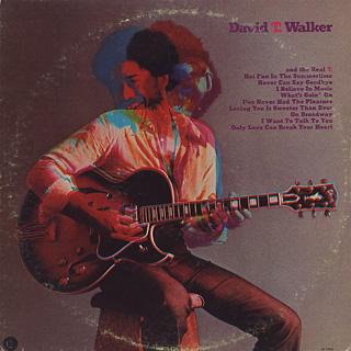 David T. Walker / S.T.