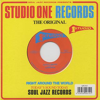Dub Creation / Dub Specialist c/w Alton Ellis / Alton's Groove back