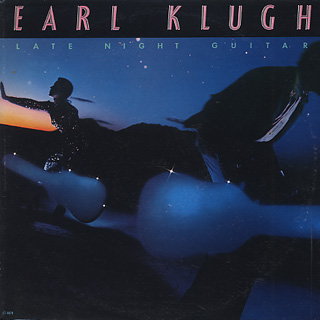 Earl Klugh / Late Night Guitar front