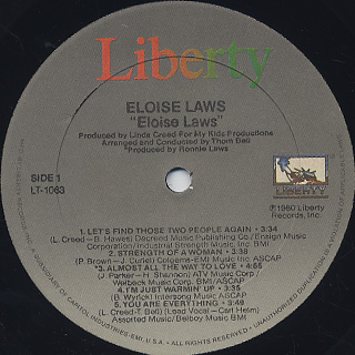 Eloise Laws / S.T. label