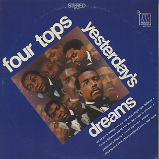 Four Tops / Yesterday's Dream