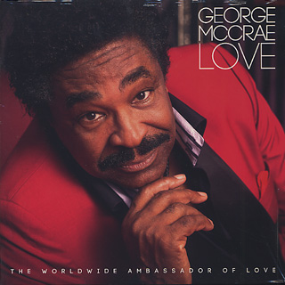 George McCrae / Love front