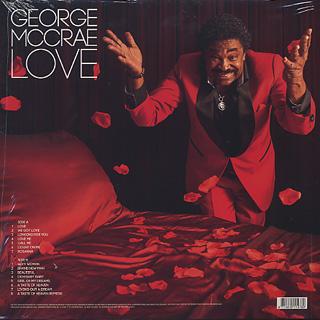 George McCrae / Love back