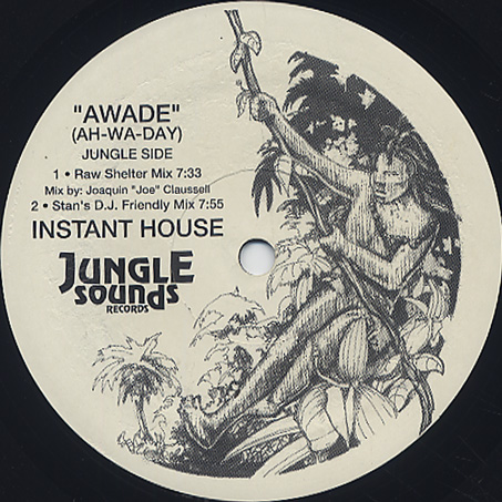 Instant House / Awade back