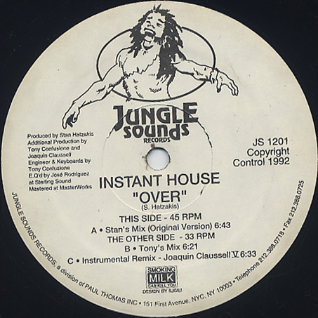 Instant House / Over