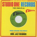 Jackie Mitoo / One Step Beyond c/w Horace Andy / See A Man's Face