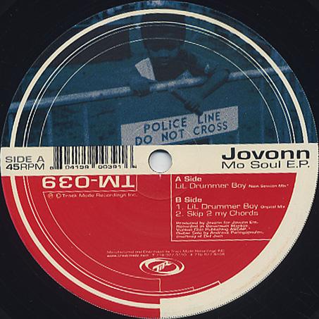 Jovonn / Mo Soul EP
