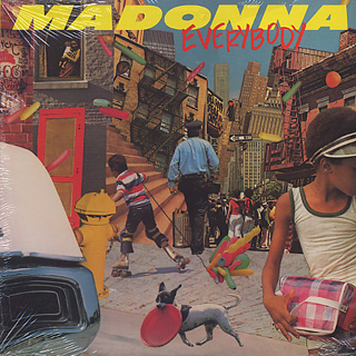 Madonna / Everybody front
