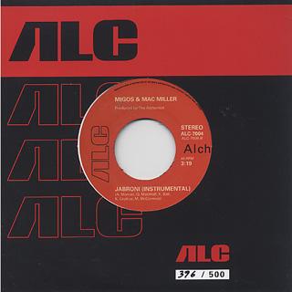 Migos & Mac Miller / Jabroni back
