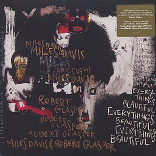 Miles Davis & Robert Glasper / Everything's Beautiful