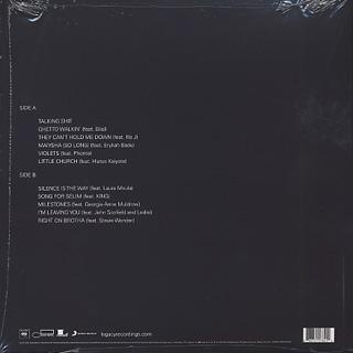 Miles Davis & Robert Glasper / Everything's Beautiful back