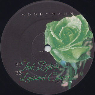 Moodymann / Silence In The Secret Garden (12