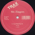 Mr. Fingers / Can You Feel It c/w Distant Planet
