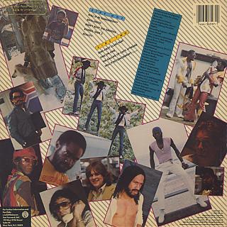 Mutiny / Funk Plus The One back