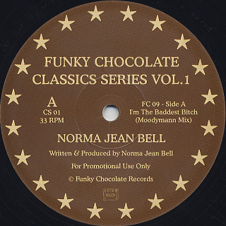 Norma Jean Bell / Classic Series Vol. 1
