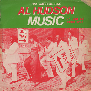 One Way Featuring Al Hudson / Music c/w Tonight