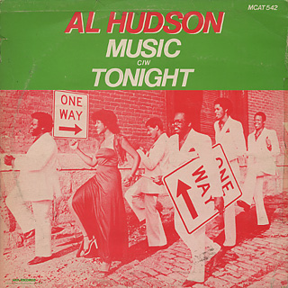 One Way Featuring Al Hudson / Music c/w Tonight back