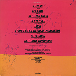 One Way / Love Is... back