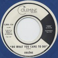 Orgone / Do What You Came To Do c/w Ronin