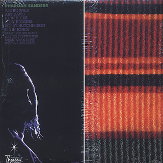 Pharoah Sanders / Rejoice back