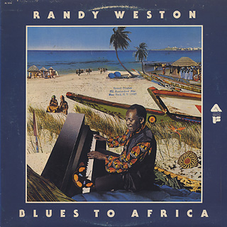Randy Weston / Blues To Africa