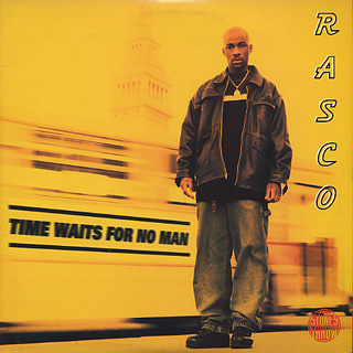 Rasco / Time Waits For No Man front