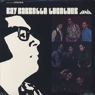 Ray Barretto / Together front
