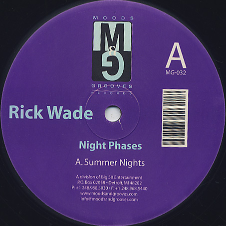 Rick Wade / Night Phases