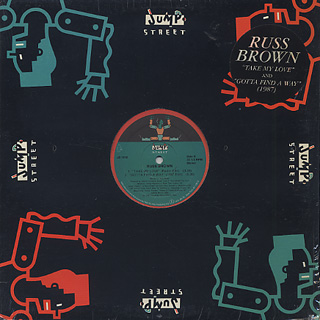 Russ Brown / Take My Love front