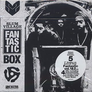 Slum Village / Fan-Tas-Tic Box