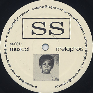 Theo Parrish / Musical Metaphors back