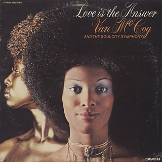 Van McCoy / Love Is The Answer