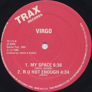 Virgo / Free Yourself back