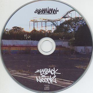 Zimback & NicoD2 / Dreamland label