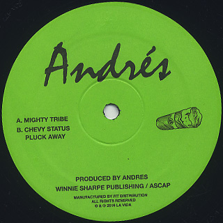 Andres / Mighty Tribe