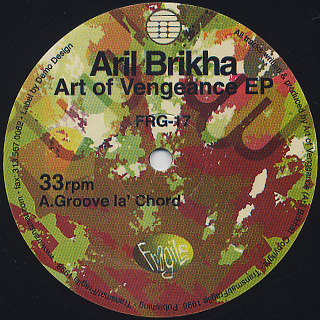 Aril Brikha / Art Of Vengeance EP