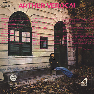 Arthur Verocai / S.T. (LP) back