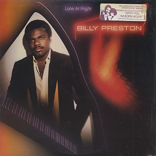 Billy Preston / Late At Night