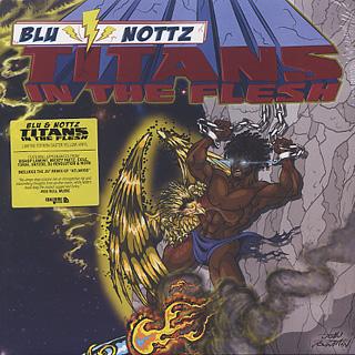 Blu & Nottz / Titans In The Flesh (Yellow Vinyl)