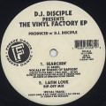 D.J. Disciple / The Vinyl Factory EP