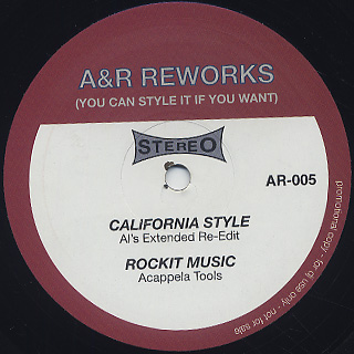 Eddy Grant,Don Ray,Ripp / You Can Style It If You Want back
