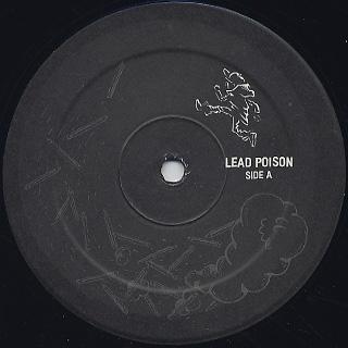 Elzhi / Lead Poison (2LP) label