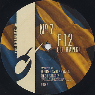 F12 / No7 Go Bang! back