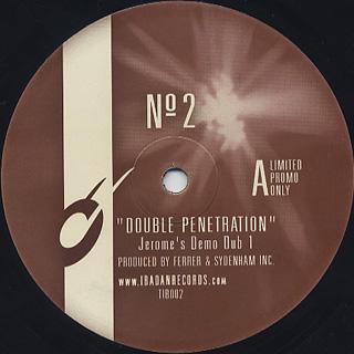 Ferrer & Sydenham Inc. / Double Penetration