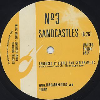 Ferrer & Sydenham Inc. / Sandcastles