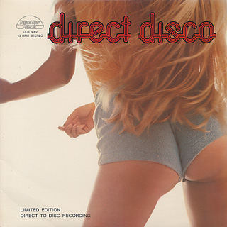 Gino Dentie and The Family / Direct Disco