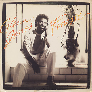 Glenn Jones / Finesse front