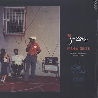 J-Zone / Fish-N-Grits