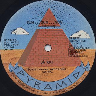 JA KKI / Sun... Sun... Sun... back